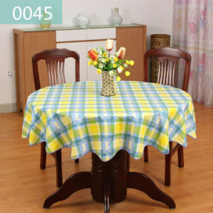 PVC Tablecloth pictures & photos