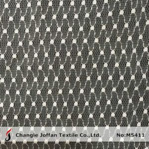 Mesh DOT Underwear Lace Fabric (M5411) pictures & photos