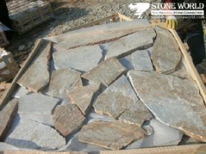 Irregular Flagstone for Outside Garden Decoration (CS010) pictures & photos
