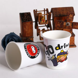 Customed Paper Coffee Cup or Drinking Cup