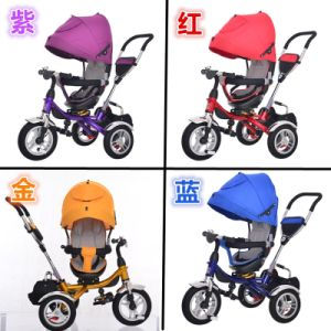 360 Degree Rotating Baby Stroller Bike 3 in 1 pictures & photos