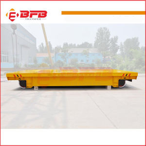 Steel Plant Use Motorized Rail Car Supplier for Transfer Heavy Cargo pictures & photos