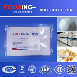 Sweeteners Food Grade Maltodextrin with Kosher and Halal Certificated pictures & photos