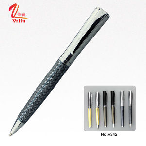 Best Selling Stationery Ball Pen Heavy Metal Pen on Sell pictures & photos
