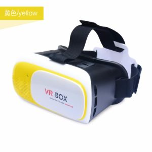 2016 Newest 3D Vr Virtual Reality Headset 3D Movie Game pictures & photos