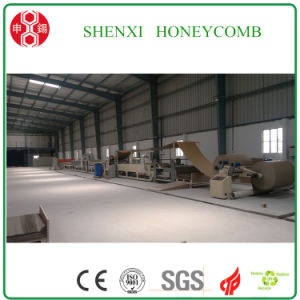 Laminating Honeycomb Board Machinery for Paper Pallet pictures & photos