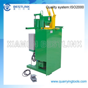 Ms-3ah Automatic Hydraulic Stone Mosaic Chopper Cutting Machine pictures & photos