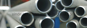 904L Stainless Steel Seamless Tube and Pipe ASTM A312 pictures & photos