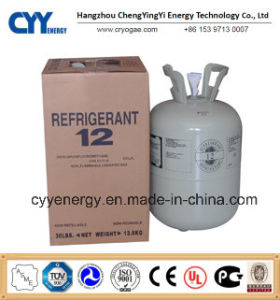 Refrigerant Gas R12 High Purity with Good Quality pictures & photos