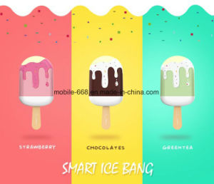 Ice Cream Factory Cartoon Power Bank with LED Light pictures & photos
