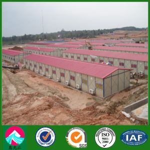 Light Steel Structure Prefabricated House for Living (XGZ-PCH 030) pictures & photos