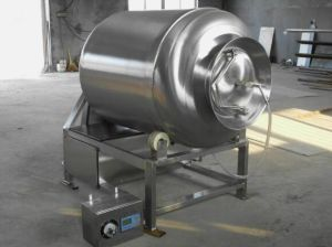 Vacuum Roll Kneading Machine for Meat pictures & photos