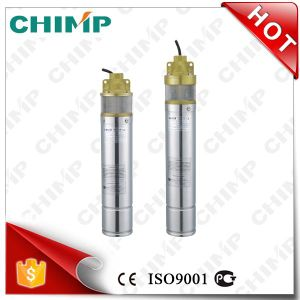 4 Inch Russian 1.0HP Brass Impeller Electrical Centrifugal Submersible Water Pump for Home pictures & photos