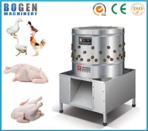 High Quality Automatic Chicken Defeathering Machine pictures & photos