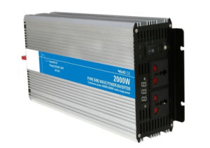 2000W DC 12V to AC 220V Pure Sine Wave Solar Power Inverter pictures & photos