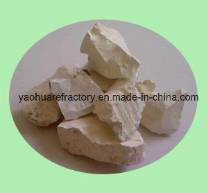 Calcined Flint Clay for Fire Bricks pictures & photos