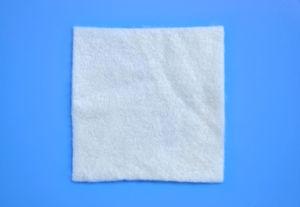 Ce Certified Medical Grade Calcium Alginate Dressing for Wound Care pictures & photos