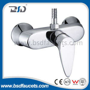 Two Holes Deck Mounted Single Handle Basin Faucet pictures & photos