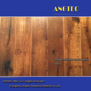 China Good Quality Engineered Wood Flooring pictures & photos