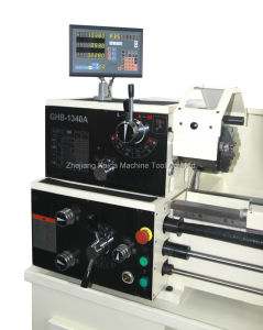 Metal Manual Mini Bench Lathe Ghb-1340A Ghb-1440A pictures & photos