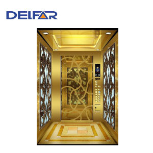 China Manufacturer Ti-Gold Passenger Elevator pictures & photos