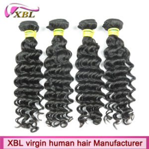 Factory Price Deep Wave Brazilian Virgin Remy Hair pictures & photos