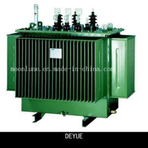 Distribution 33/0.4kv 2000kVA Power Distribution Transformer Oil Immersed Type Transformer