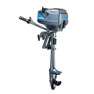 2-Stroke 3.6HP Gasoline Boat Outboard Motor for Sale pictures & photos