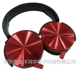 Manufacture Fashion Headphone Selling Stereo Music MP3 High Quality Headphone Jy-1000