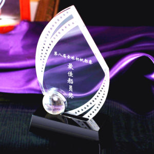 Professional Handmade Excellent Crystal Trophy Champion Awards pictures & photos