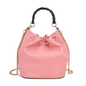 Pink Candy Color Handbag 2031-8