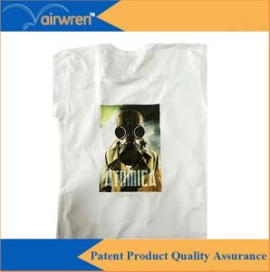 Full Color DTG Printer Digital Personalized T Shirt Flatbed Printer pictures & photos