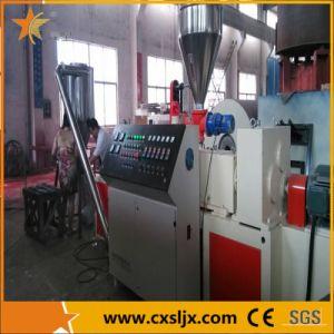 Die-Face Cutting CaCO3 PVC Pellet Production Line pictures & photos
