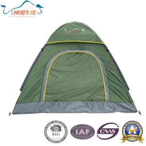 Popular Automatic Camping Tent Waterproof pictures & photos
