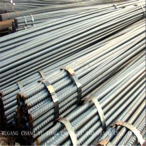 Hot Rolled Reinforced Deformed Steel Bar, HRB335 HRB400, Made in China pictures & photos