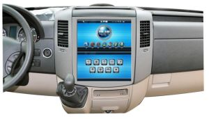 Car Pure Touch-Screen Central-Control Screen pictures & photos