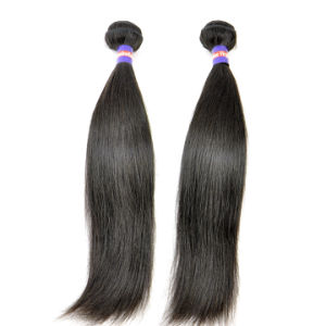 100% 8A Cambodian Human Remy Virgin Hair Straight Natural Hair Extension No Shedding Tangle Free Hair Weave Lbh 006 pictures & photos