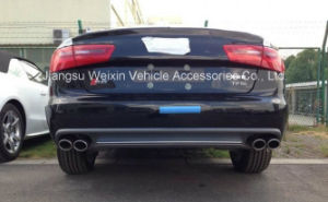 """High Quality S6 2013-2014"""" Rear Bumper Lip pictures & photos"""