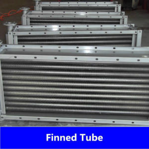Copper Nickle Fin Tube for Boiler From China Manufacture