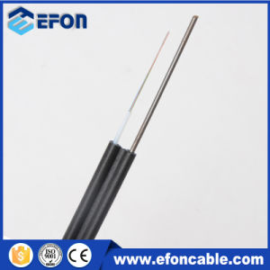 Figure 8 Non-Armored 6/12/24 Cores Singlemode Optical Fiber Cable (GYXTC8Y) pictures & photos