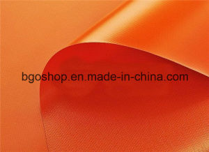 PVC Cold Laminated Tarpaulin Printing PVC Tarpaulin (500dx500d 18X12 460g) pictures & photos