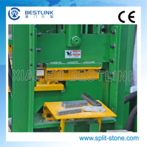 Chopping Machine for Stripe Wall Cladding Stone pictures & photos