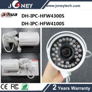Outdoor 3megapxiel Dahua Bullet IP Camera 4300S with 3.6mm Lens pictures & photos