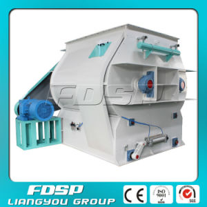 High Efficiency Pellet Mixer with Moving Full-Wide Operation Door pictures & photos