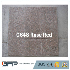 Polished Red Granite Stone Floor Tile for Flooring / Wall pictures & photos