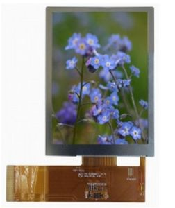 OEM 3.5inch IPS Transflective TFT LCD with/Without Tp 480X640 Resolution pictures & photos