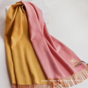 for Woman High Quality 2 Color Fashion Scarf pictures & photos