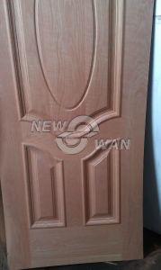 Wooden Veneered Door Skin, Moulded Door Skin pictures & photos