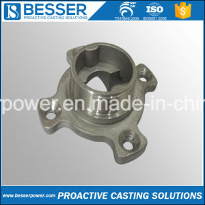20cr/40cr Alloy Steel Lost Wax Investment Precision Pump Casting pictures & photos