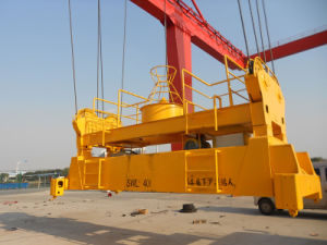 Ghe Hydraulic Telescopic Container Spreader pictures & photos